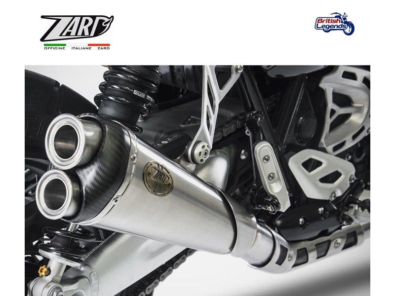 Zard Zard Exhaust System for Triumph Scrambler 1200