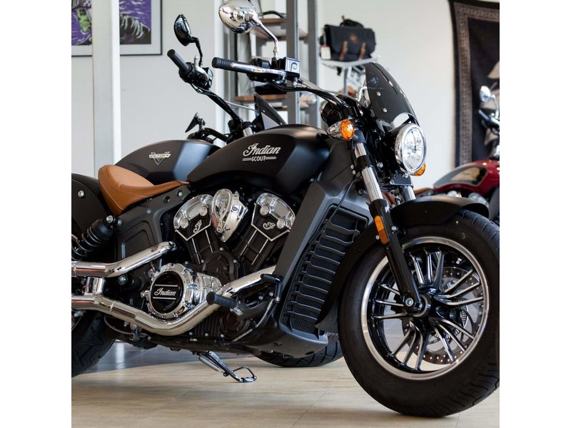 DART Flyscreen for Indian Scout