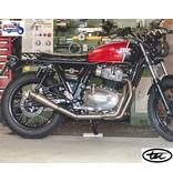 TEC Stainless Steel System for Royal-Enfield 650cc