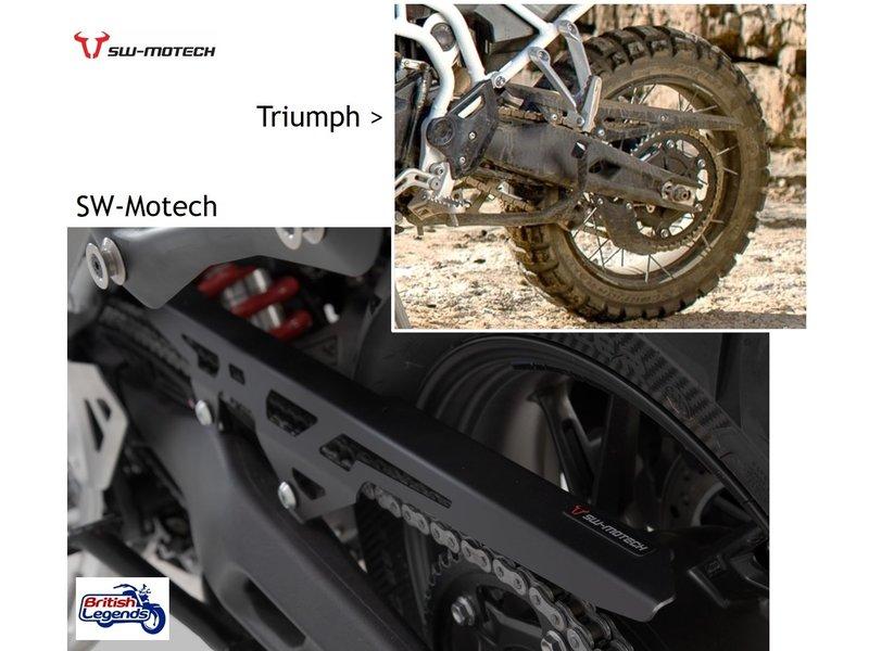 SW-Motech Chain Guard for Triumph Tiger 850/900
