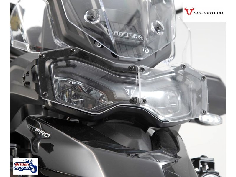 SW-Motech Heavy-Duty Headlight Guard  for Tiger 900