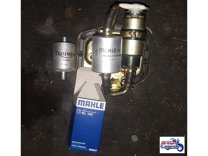 Fuel Filter Mahle/UFI KL145