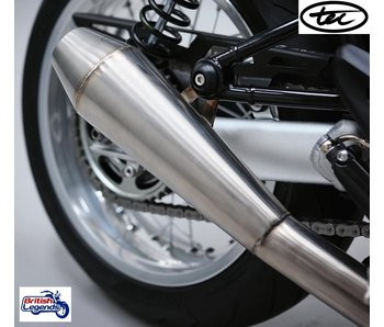 Stainless 2-1 Exhaust