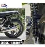 Shock Factory Shock Factory 2WIN pour Royal-Enfield