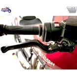 Wunderkind Short Black Levers for Triumph Rocket 3