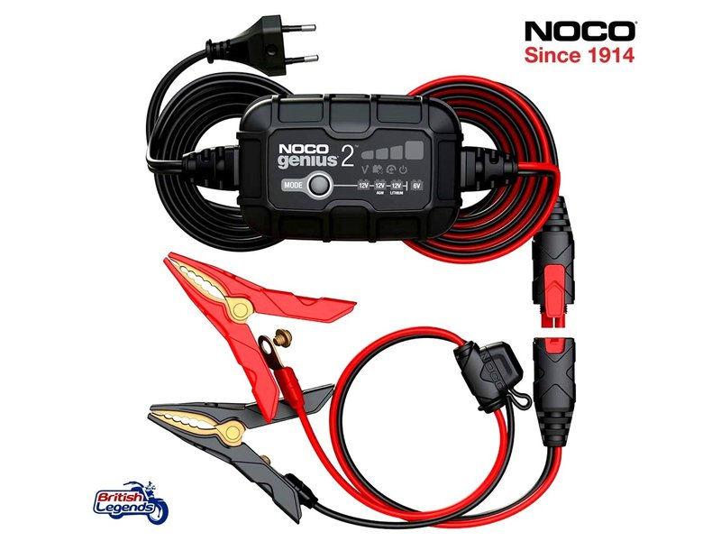 Battery Charger NOCO Genius