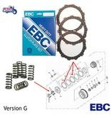 EBC Clutch Kit for Triumph motorcycles