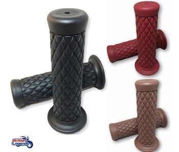 Flat-Track Soft Grips