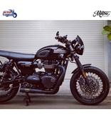 Motone Saute-Vent en Aluminium pour Triumph Twins