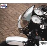 Motone Microblade Aluminium Screen for Triumph Twins