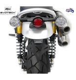 """EvoTech Kit """"AR Court"""" avec Porte-Plaque pour Scrambler 1200"""