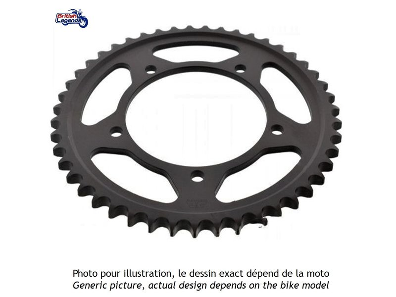 JT Sprockets Replacement Rear Sprocket for Triumph Bikes