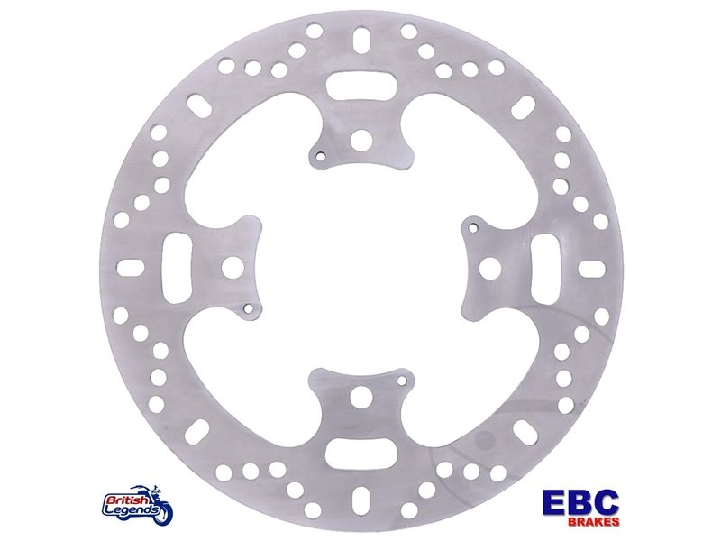 EBC Brake Discs for Triumph Street Cup (2017+)