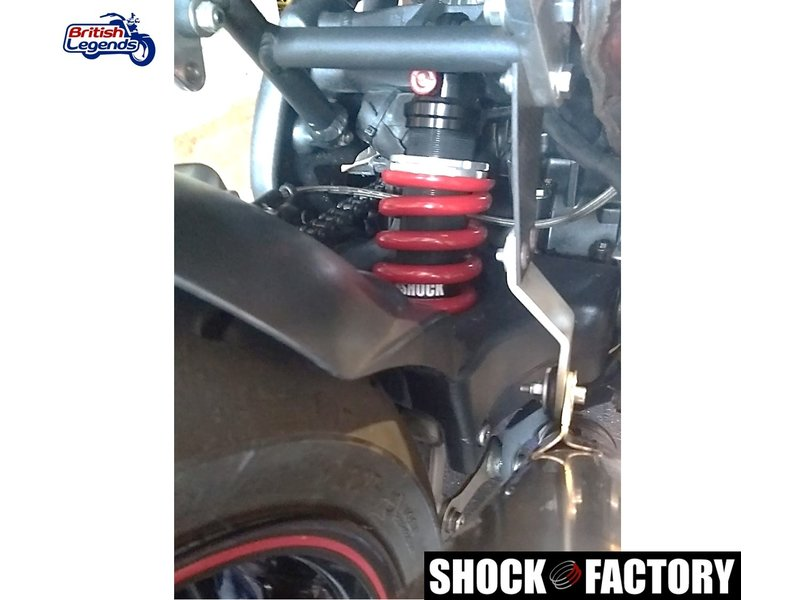 Shock Factory Shock Factory M-Shock for Speed Triple and Daytona