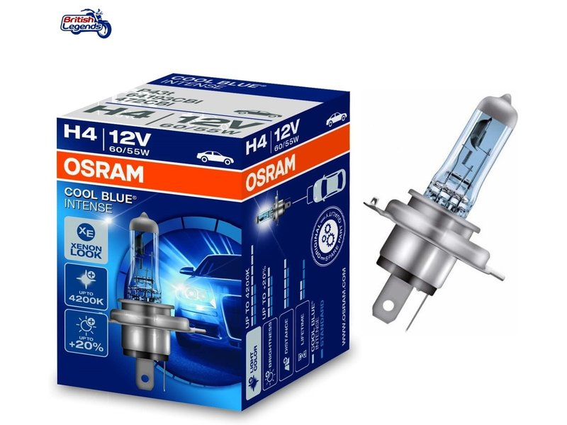 Replacement Headlight Bulbs for Triumph motorbikes