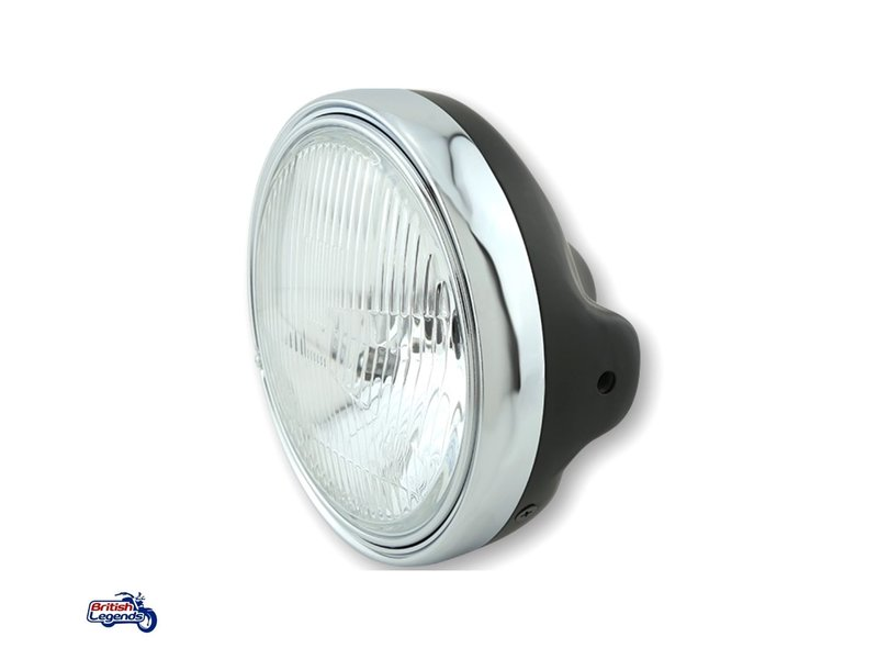 Classic-Style Headlight for Triumph motorcycles