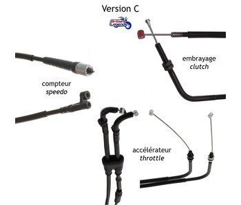 Cables Speed Triple