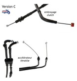 Replacement Cables for Triumph Daytona