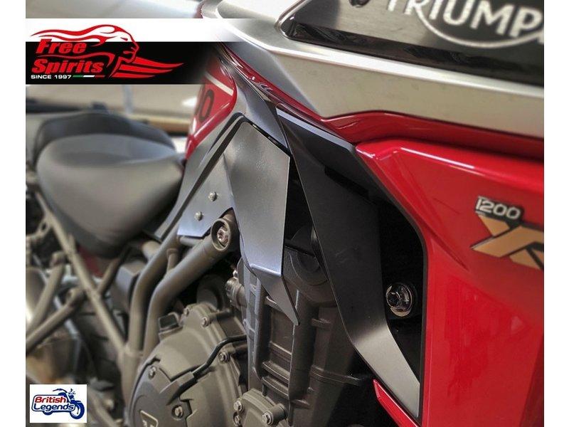 Free Spirits Engine Air Deflectors  for Triumph Tiger 1200