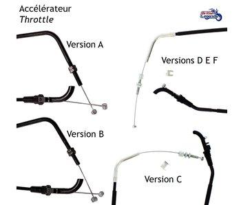 """Cable Triples """"T3"""" 885cc"""
