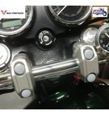 SW-Motech 20mm Risers for Kawasaki W650/W800