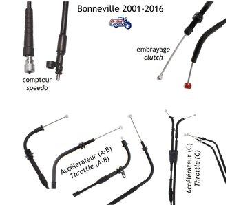 Cables Bonneville