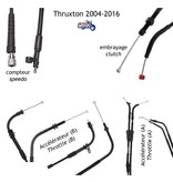 Replacement Cables for Triumph Thruxton