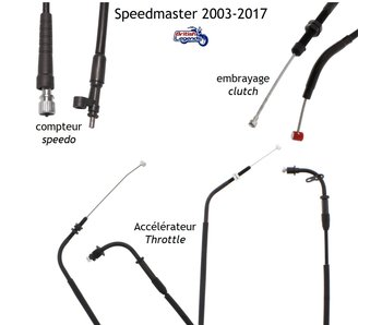 Speedmaster Cables