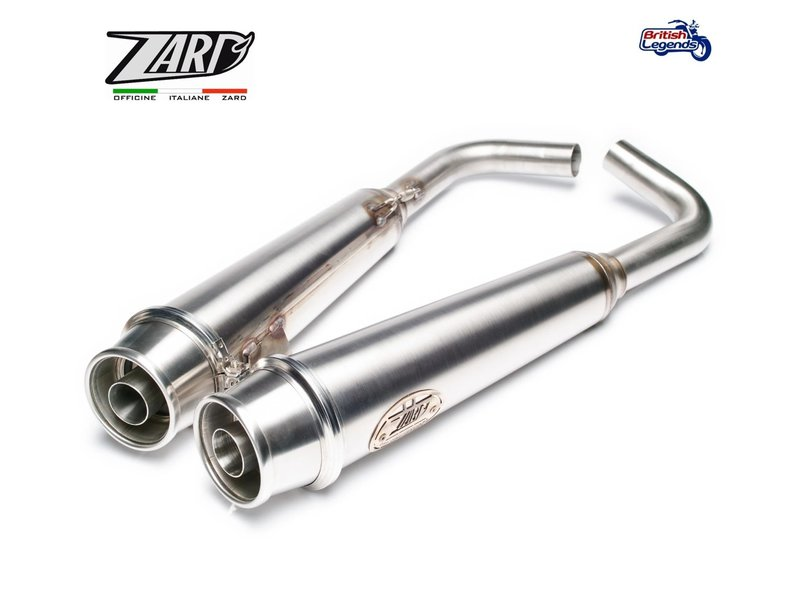 Zard Zard Exhaust System for Triumph Bobber