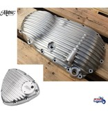 Motone Finned/Ribbed Engine Covers for Triumph Twins