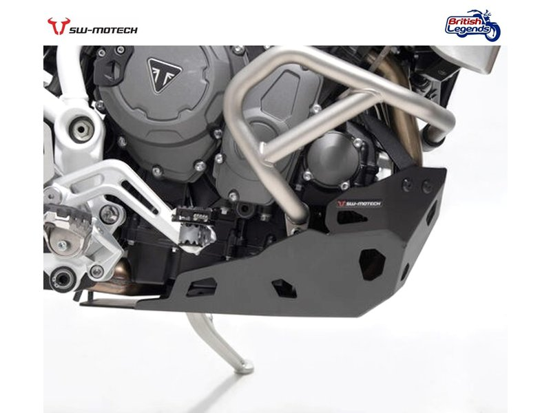 SW-Motech Heavy-Duty Sump Guard for Tiger 850/900