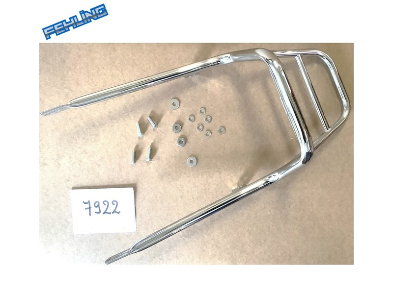 Fehling Luggage Carrier for Triumph Twins