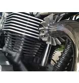 Motone Retro-Style Exhaust Flanges