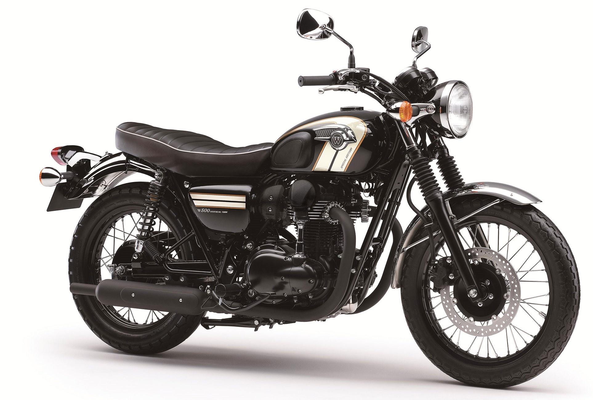 Kawasaki W800 (2010-2016)