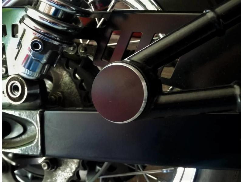 Motone Foot-Peg Blanks for Triumph motorbikes