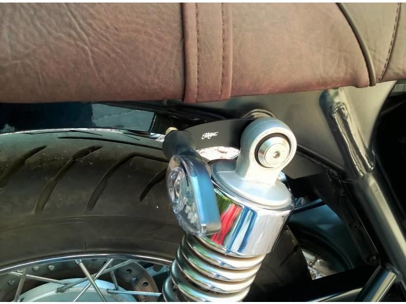 Motone Supports de Clignotants AR pour motos Triumph