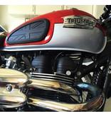 Motone Coussins Grippe-Genoux pour motos Triumph