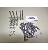 Stainless Steel Engine Cover Bolts (complete set)