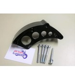Free Spirits Solid Aluminium Sprocket Cover for Triumph Twins