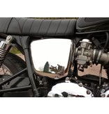 Motone Side Covers in Aluminium for Triumph Twins