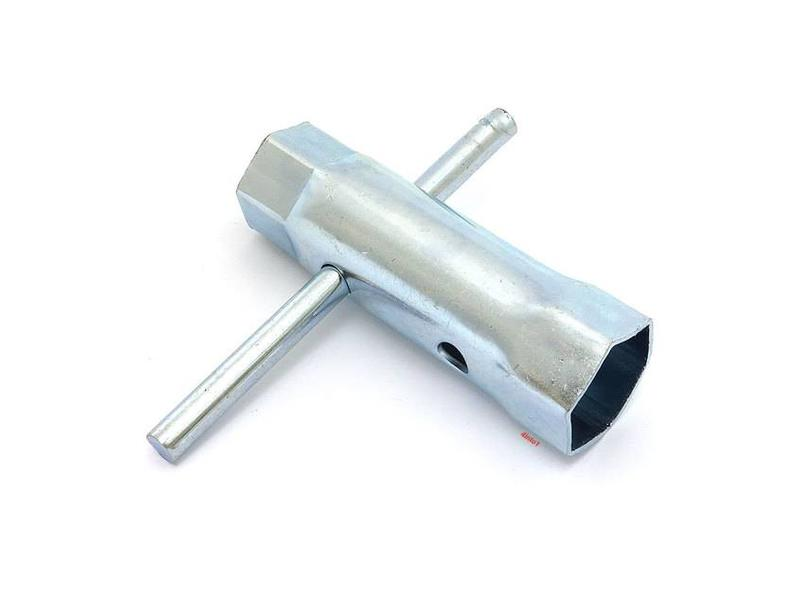 Spark Plug Wrench for Twin Engines
