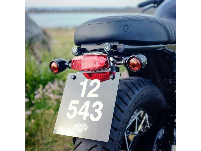 "Motone ""No-Fender"" Tail Tidy for Triumph Twins"