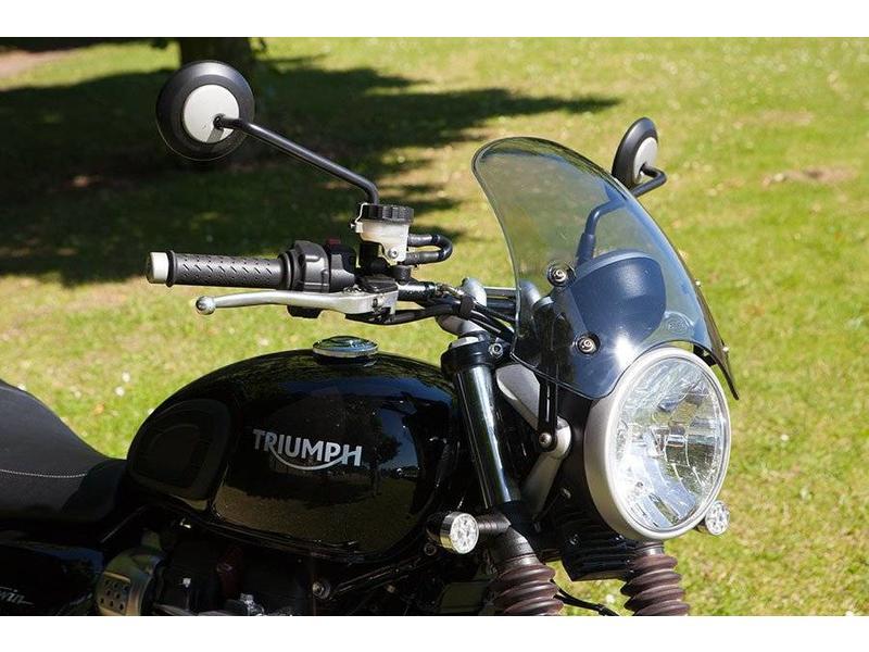 DART Flyscreen DART for Triumph Street Twin