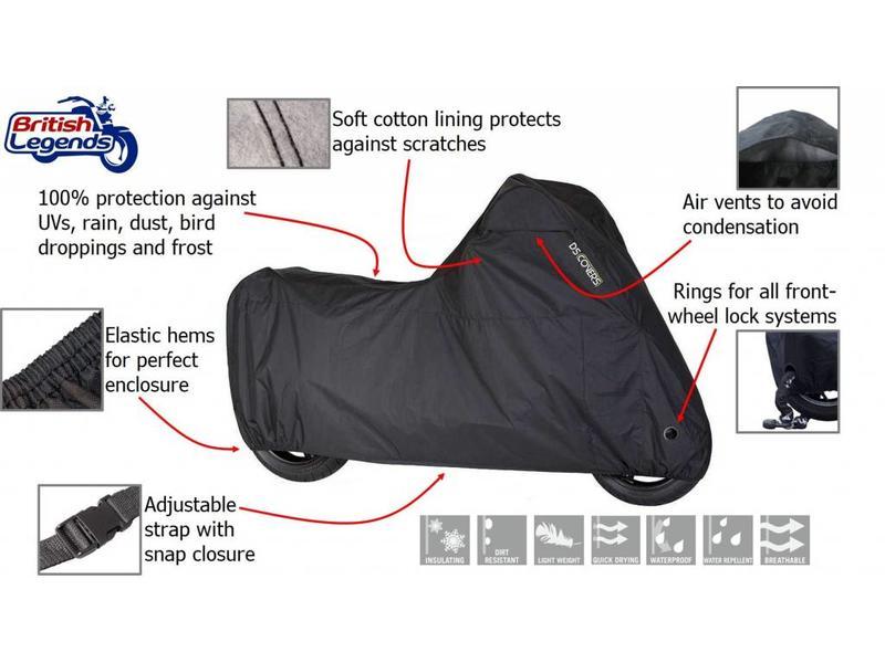 Housse / bâche de protection DS-Cover (extérieur)
