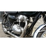 "MASS Moto ""Hot-Rod"" Exhaust System Kawasaki W650/W800"