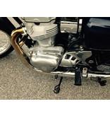 """MASS Moto Ligne Inox """"Hot-Rod"""" pour Kawasaki W650/W800"""
