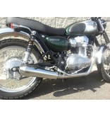 "MASS Moto ""Tromb"" Exhaust for Kawasaki W650/W800"