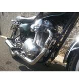 """MASS Moto """"Tromb"""" Exhaust System for Kawasaki W650/W800"""