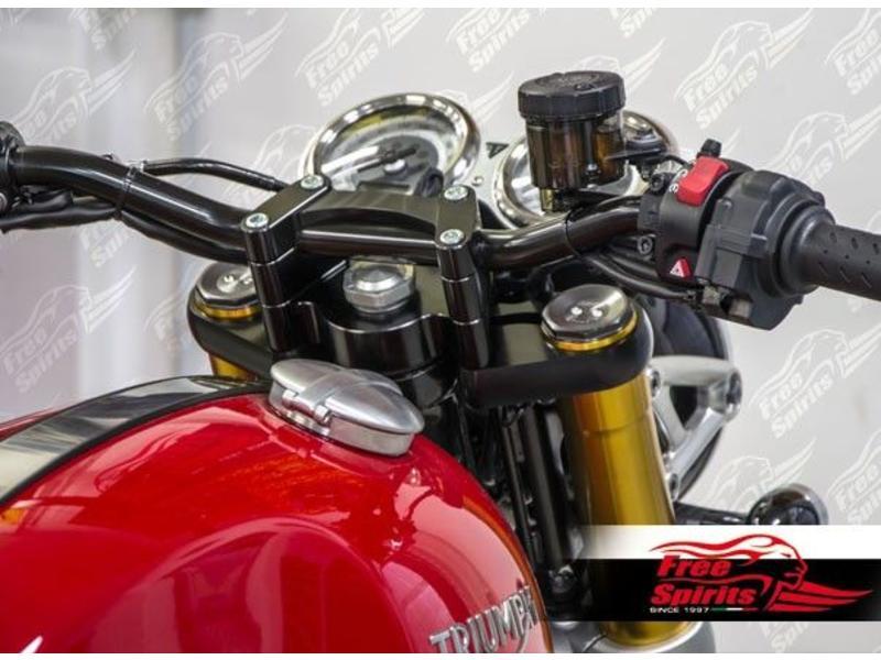 Free Spirits Kit de Guidon Triumph Thruxton 1200/R/RS