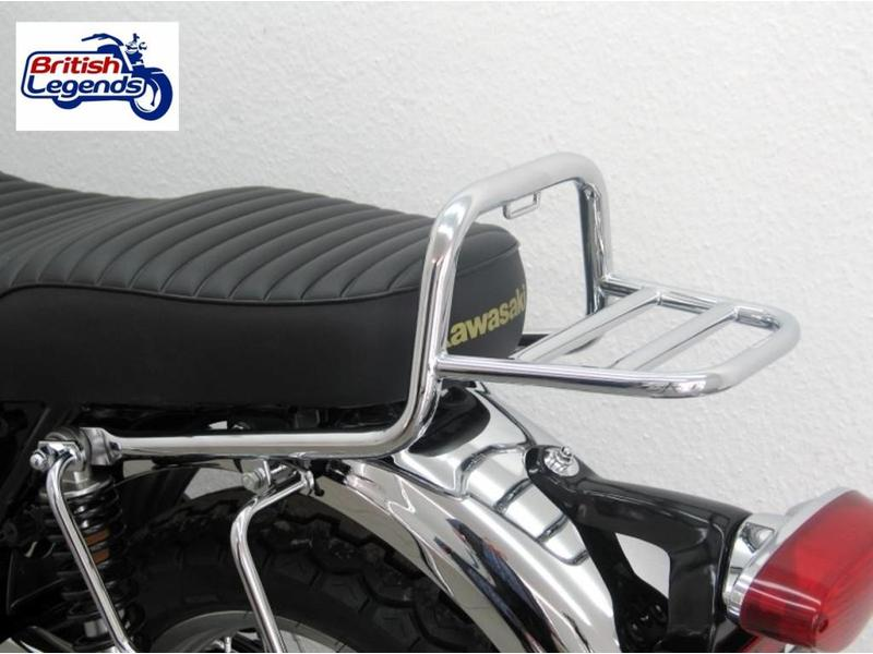 Fehling Porte-Bagage pour Kawasaki W650/W800